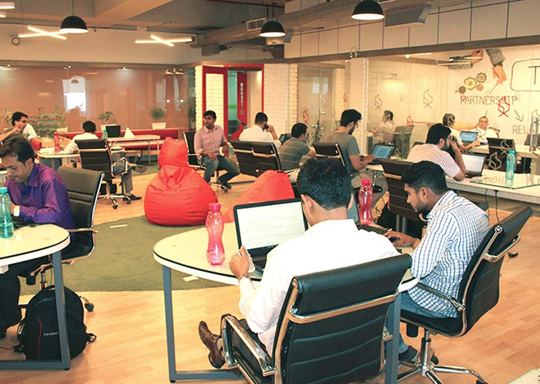The Office Pass Coolest Co Working Space In Sohna Road Gurgaon