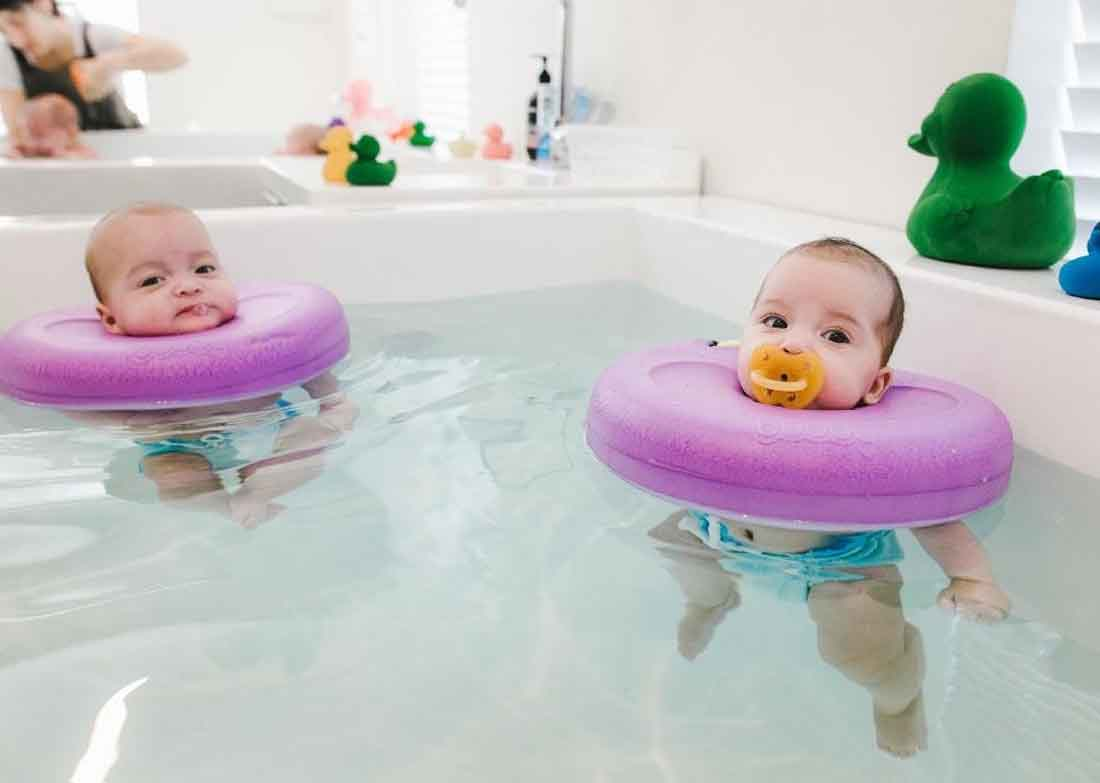 Nurture Baby Spa - South Point Mall Gurgaon | We Are Gurgaon