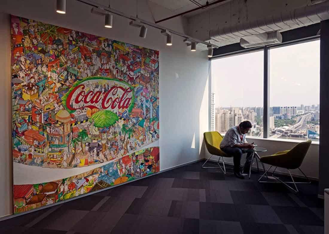 coca-cola-office-gurgaon