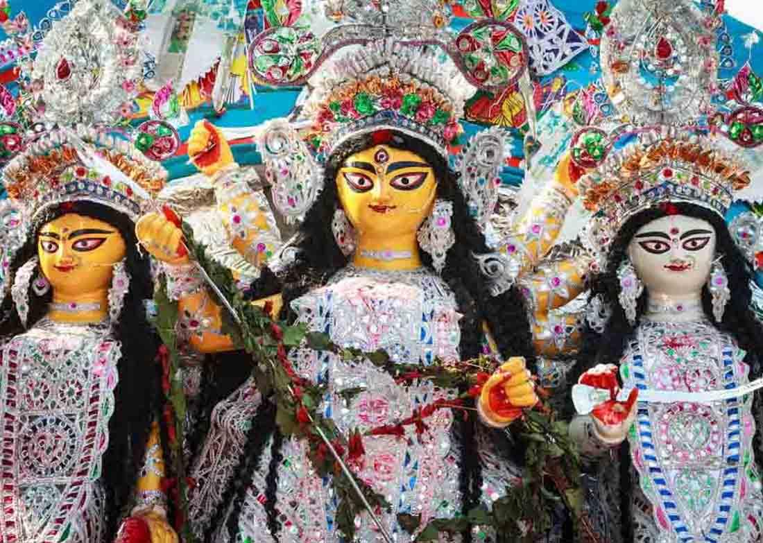 The Must-Visit Durga Puja Pandals in Gurgaon