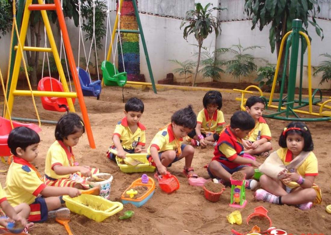 Top 5 Play Schools In Gurgaon For Your Little One | We Are Gurgaon