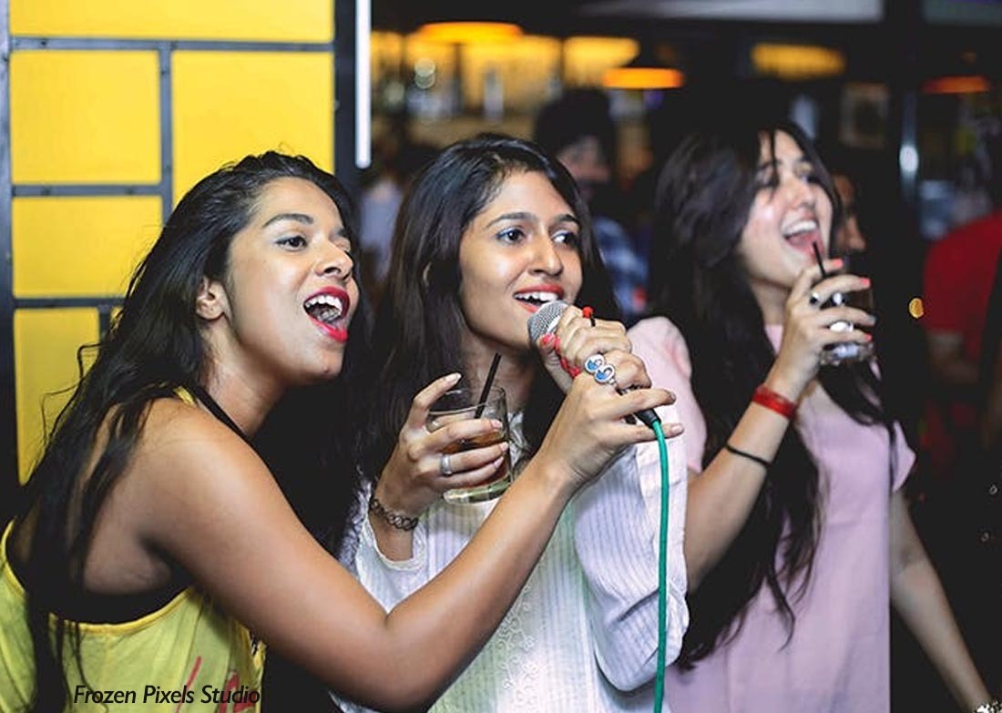 best-karaoke-bars-in-gurgaon