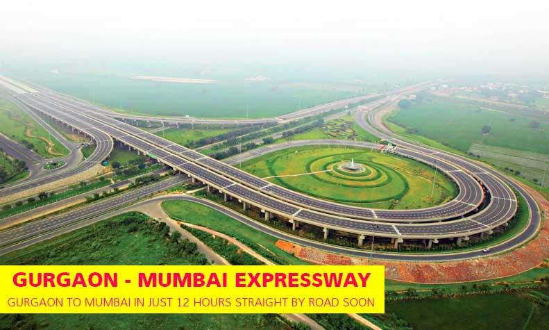 gurgaon-mumbai-expressway