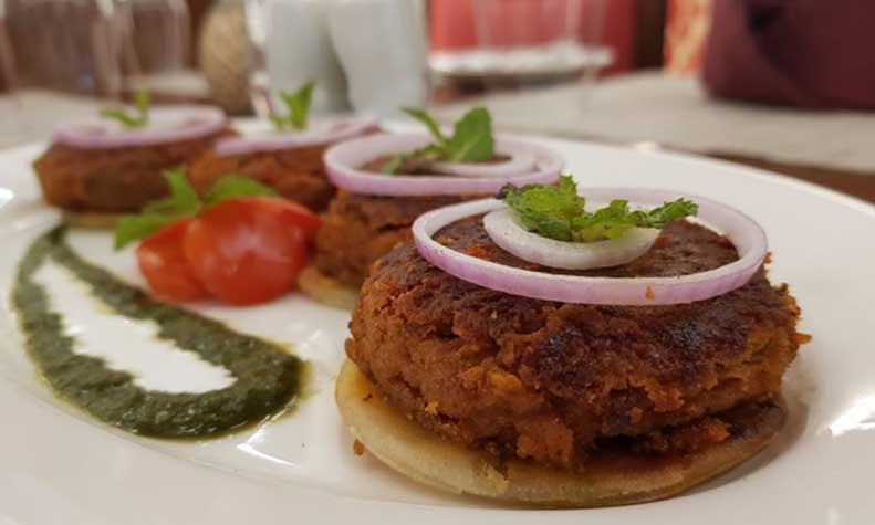 galauti-kebab-karavaan-restaurant-gurgaon