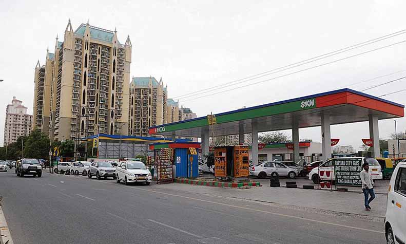 list-cng-pumps-stations-in-gurgaon