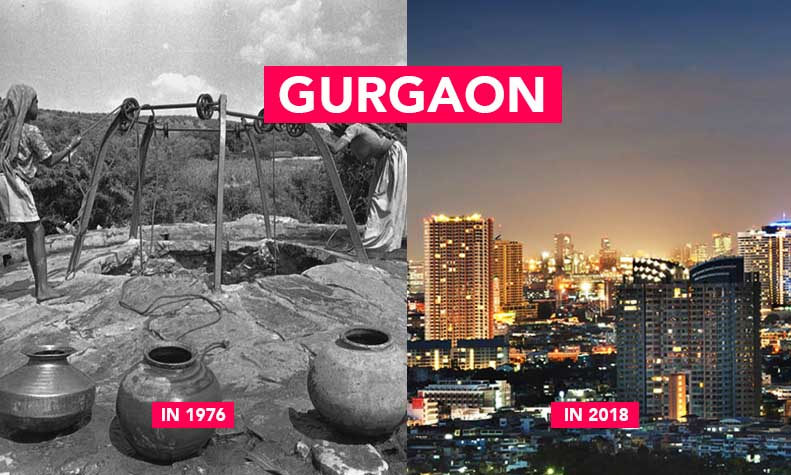 gurgaon-then-and-now