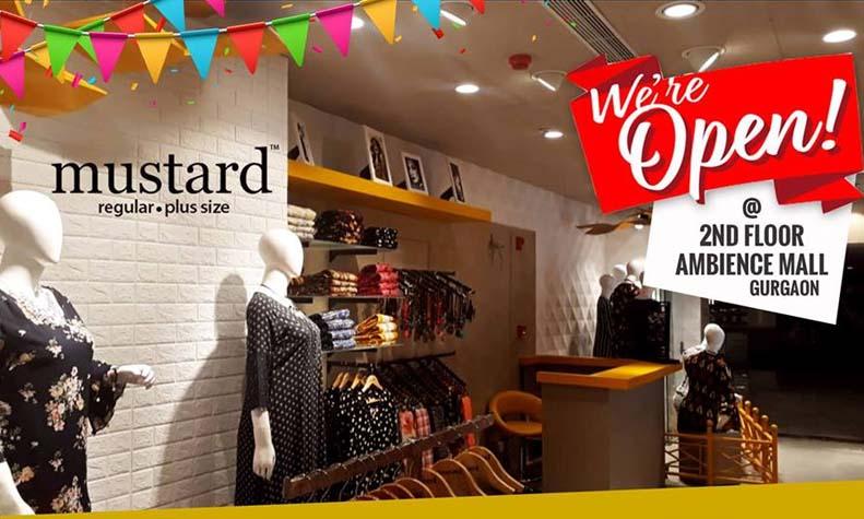mustard-store-ambience-mall-gurgaon