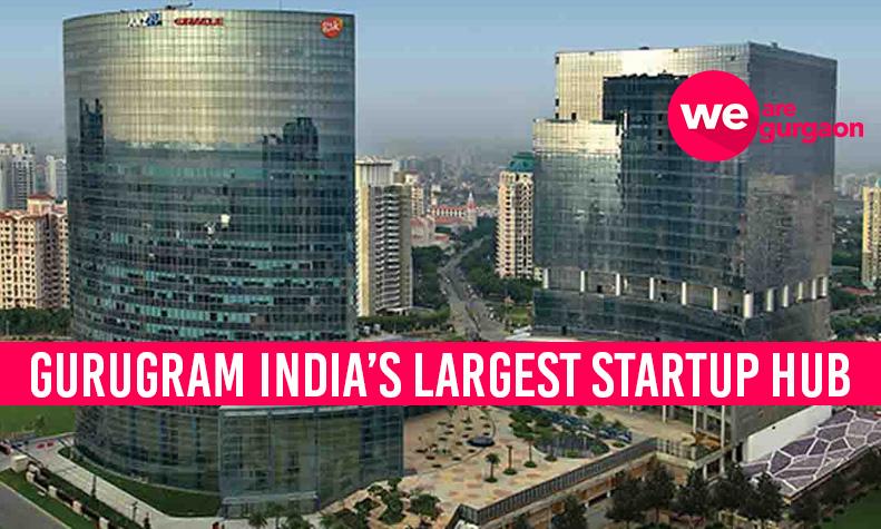 gurgaon-india-largest-startup-hub