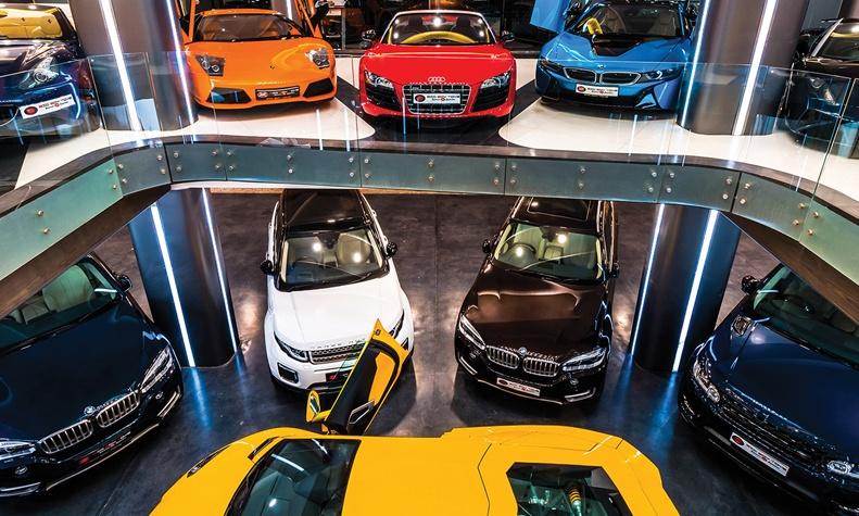 best-used-luxury-car-showrooms-gurgaon