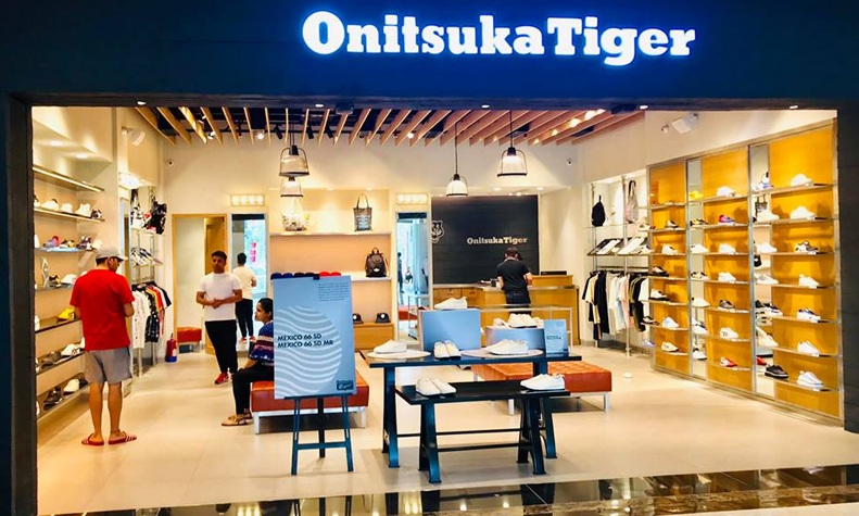 best service 3c883 0ce83 Onitsuka Tiger launches its flagship store in Ambience Mall ...